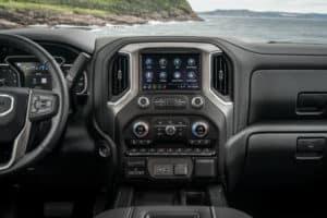 2020 GMC Sierra 1500 Denali Interior Cabin Dashboard Center Console