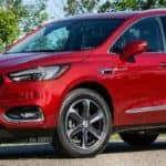 2020 Buick Enclave Exterior Driver Side Front Profile