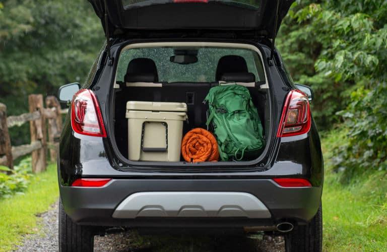 2021 Buick Encore Interior Cargo Area Full