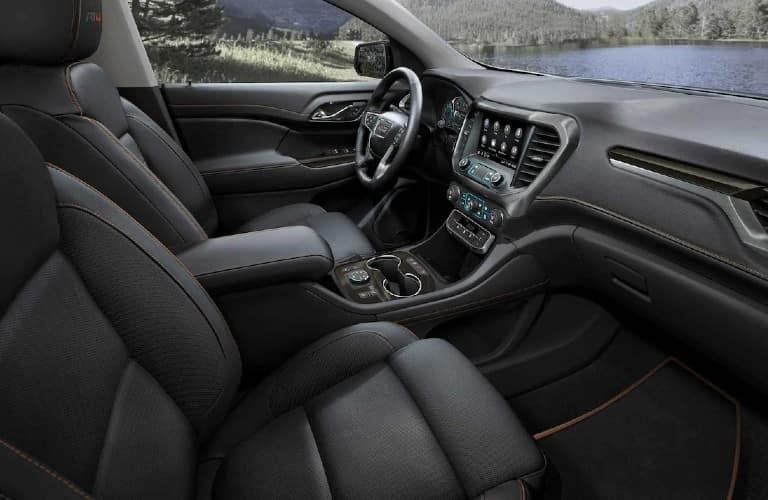 2021 GMC Acadia AT4 Interior Cabin Dashboard