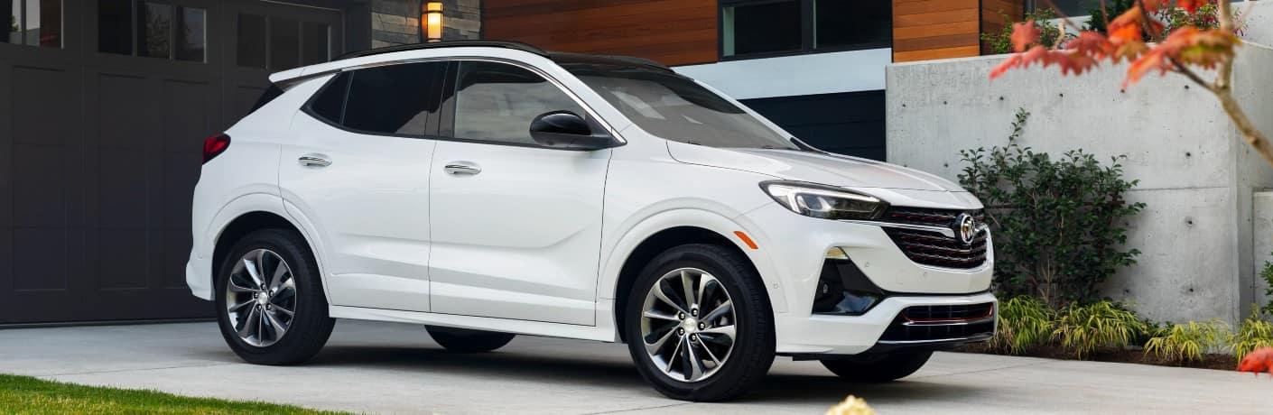 2022 Buick Encore GX Exterior Passenger Side Front Profile