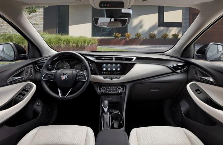 2022 Buick Encore GX Interior Cabin Dashboard