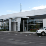 Chevy Dealership Exterior - Carl Black Kennesaw