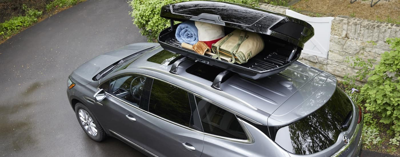 New Buick Enclave Safety