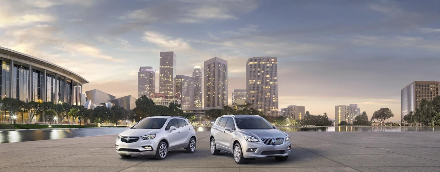 New Buick Encore Design