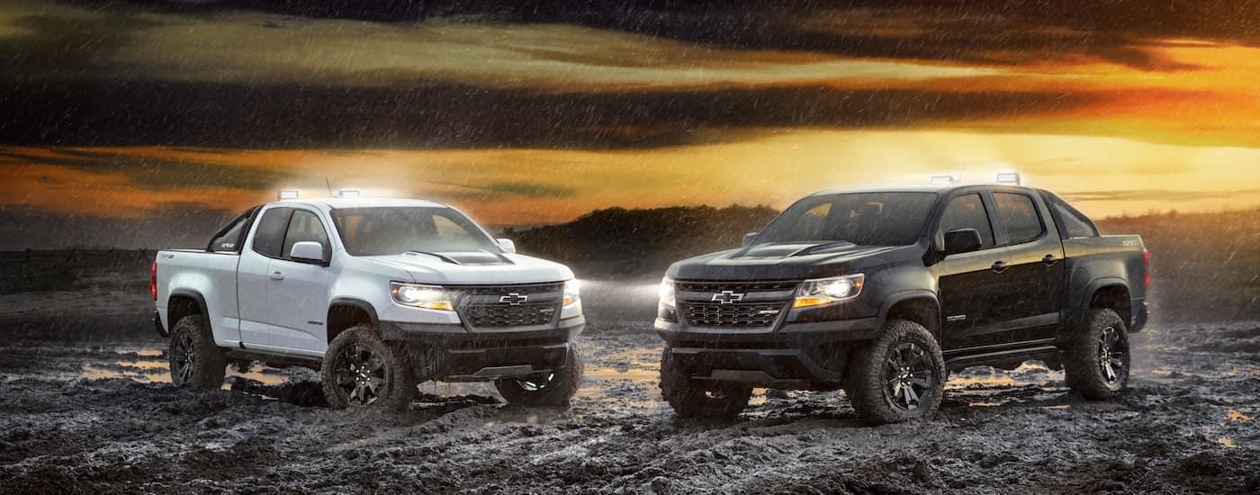 New Chevrolet Colorado Trim