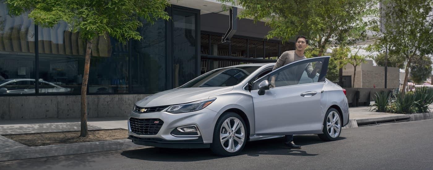 New Chevrolet Cruze Customization