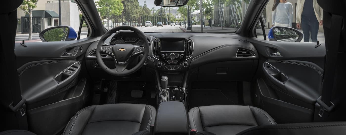 New Chevrolet Cruze Safety