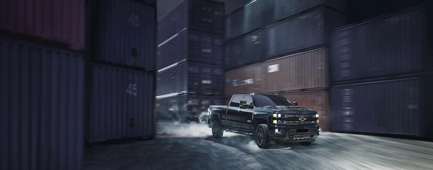 New Chevrolet Silverado 2500HD Design