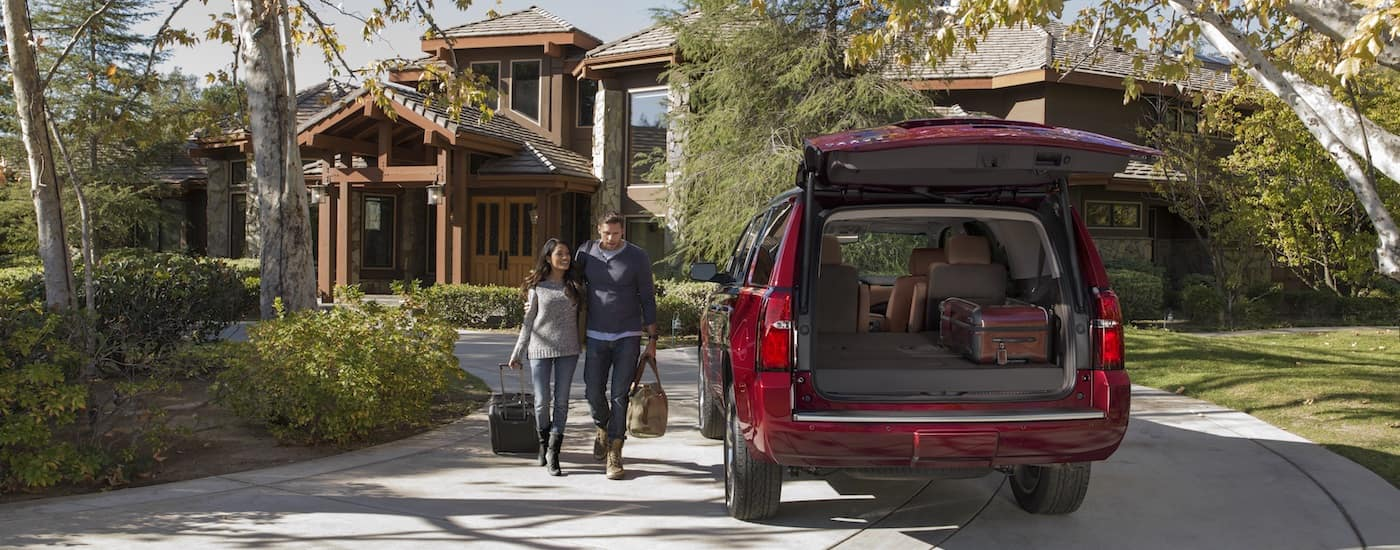 New Chevrolet Tahoe Convenience