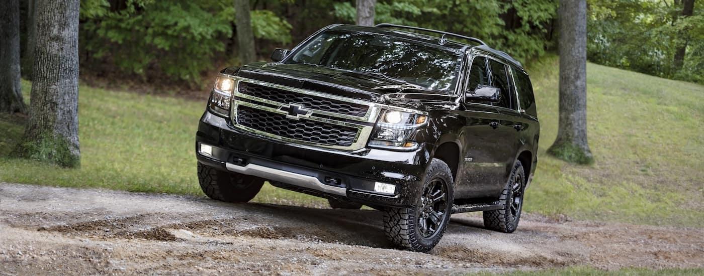 New Chevrolet Tahoe Exterior