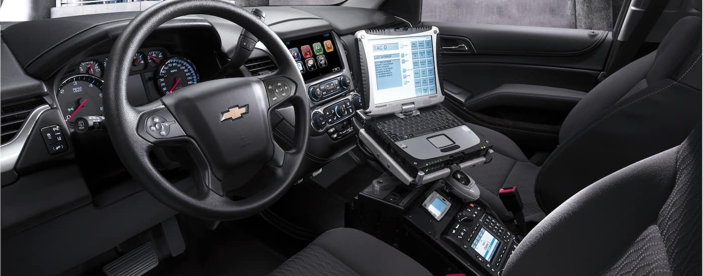 New Chevrolet Tahoe Interior