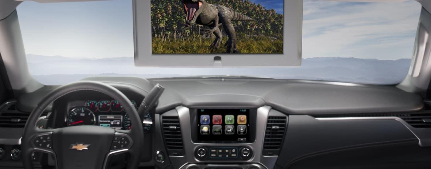 New Chevrolet Tahoe Technology