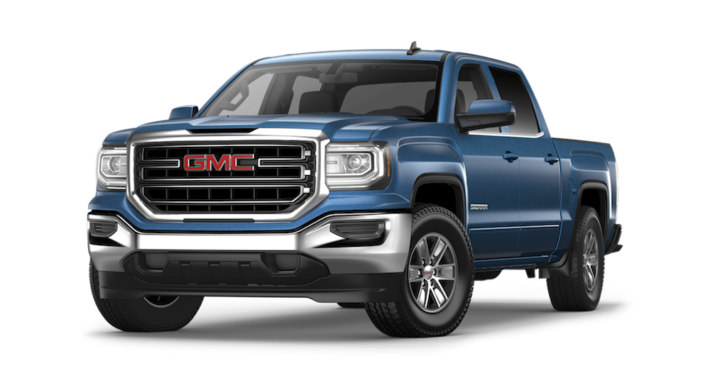 Carl Black Chevy Kennesaw >> 2018 GMC Sierra | Carl Black Chevrolet Buick GMC Kennesaw