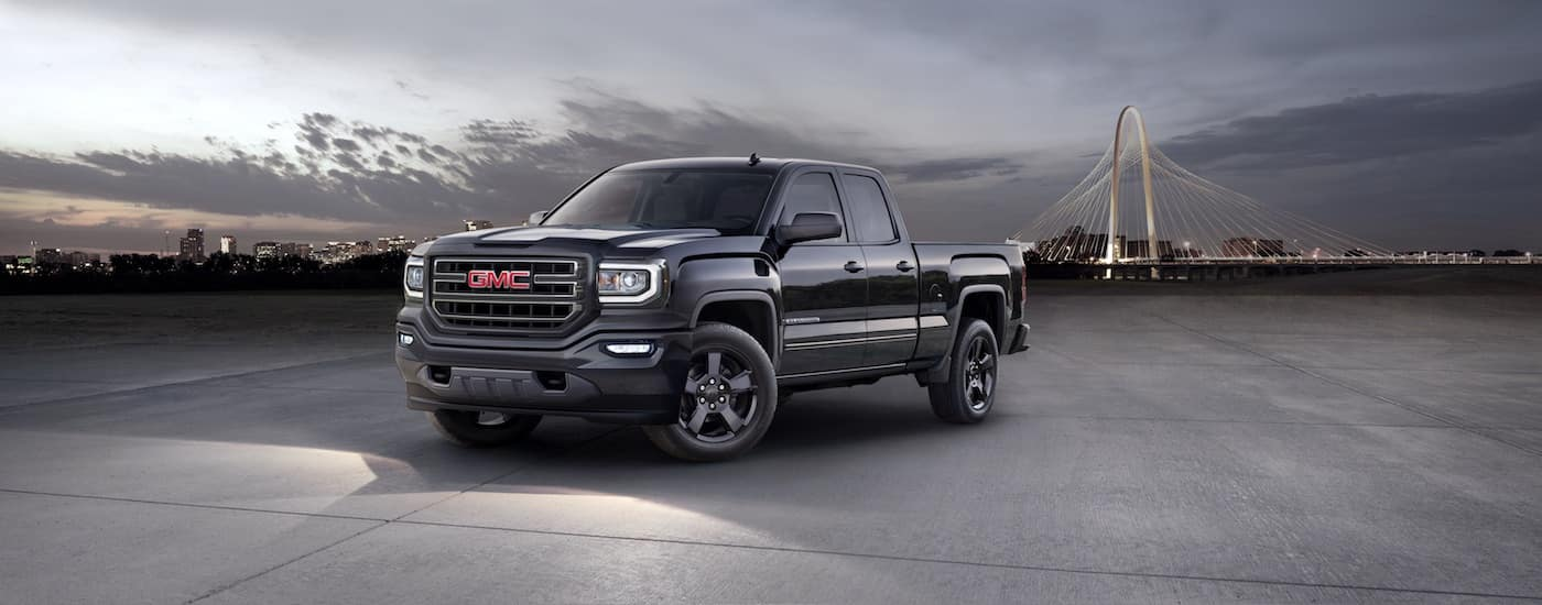 New GMC Sierra Efficiency