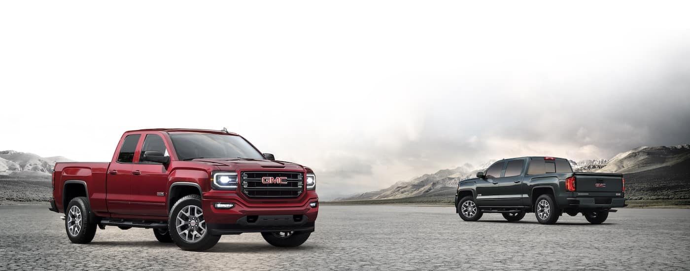 New GMC Sierra Performance