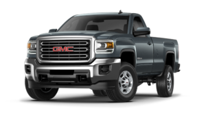2018 GMC Sierra 2500 in Grey