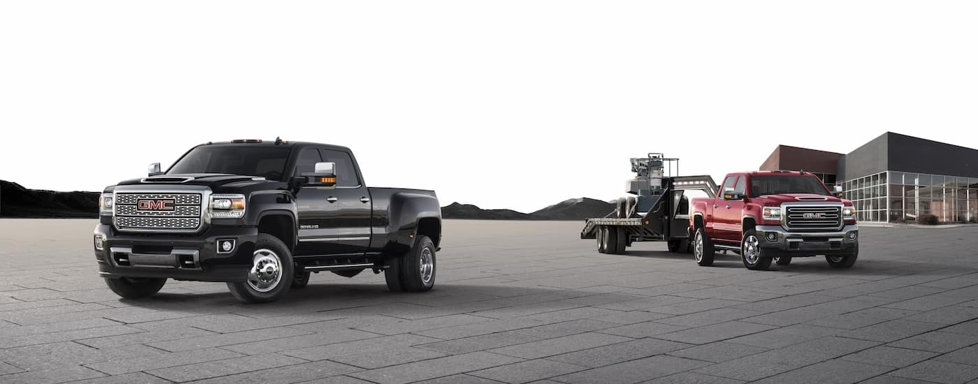 New GMC Sierra 3500HD Performance