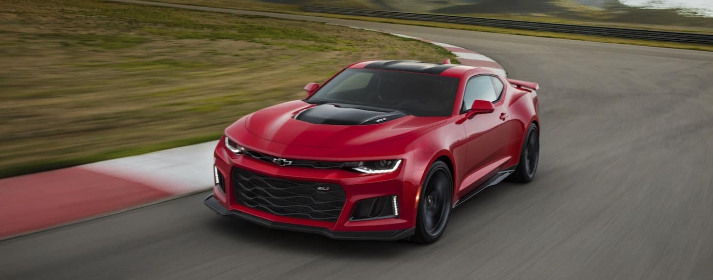 New Chevrolet Camaro Performance