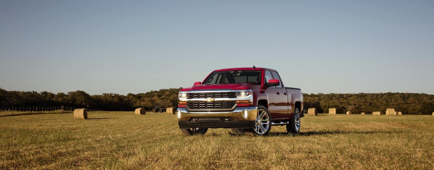 New Chevrolet Silverado Design