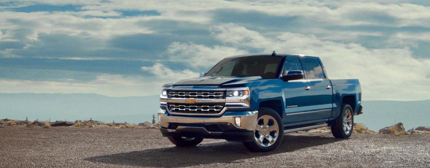 New Chevrolet Silverado Performance
