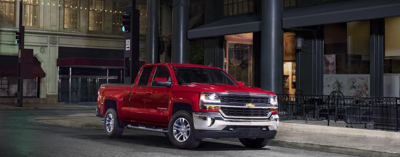 New Chevrolet Silverado Technology
