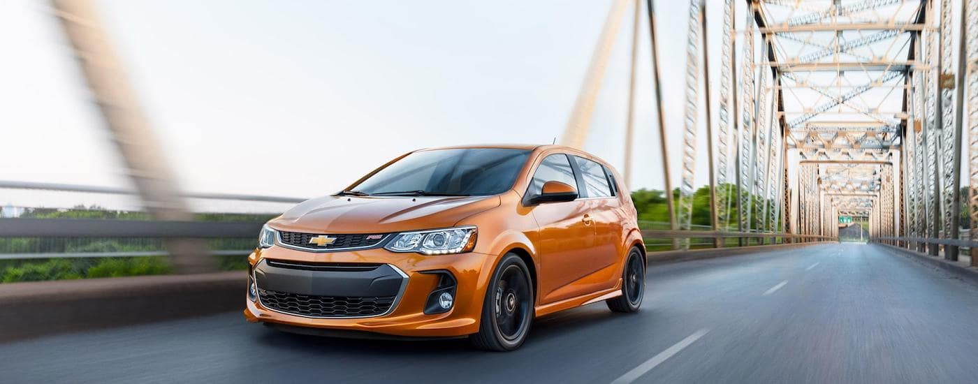 New Chevrolet Sonic Performance