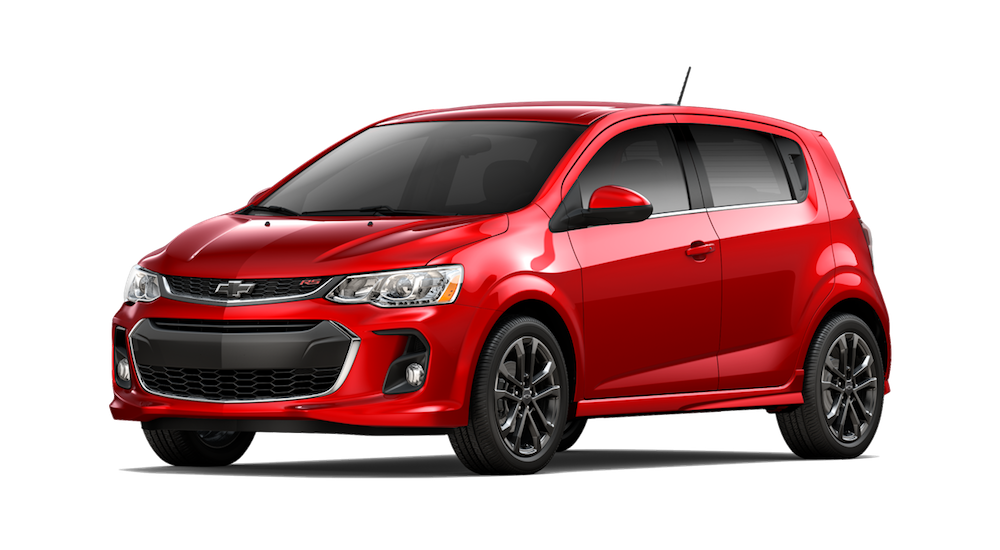 Carl Black Chevy Kennesaw >> 2018 Chevy Sonic | Carl Black Chevrolet Buick GMC Kennesaw