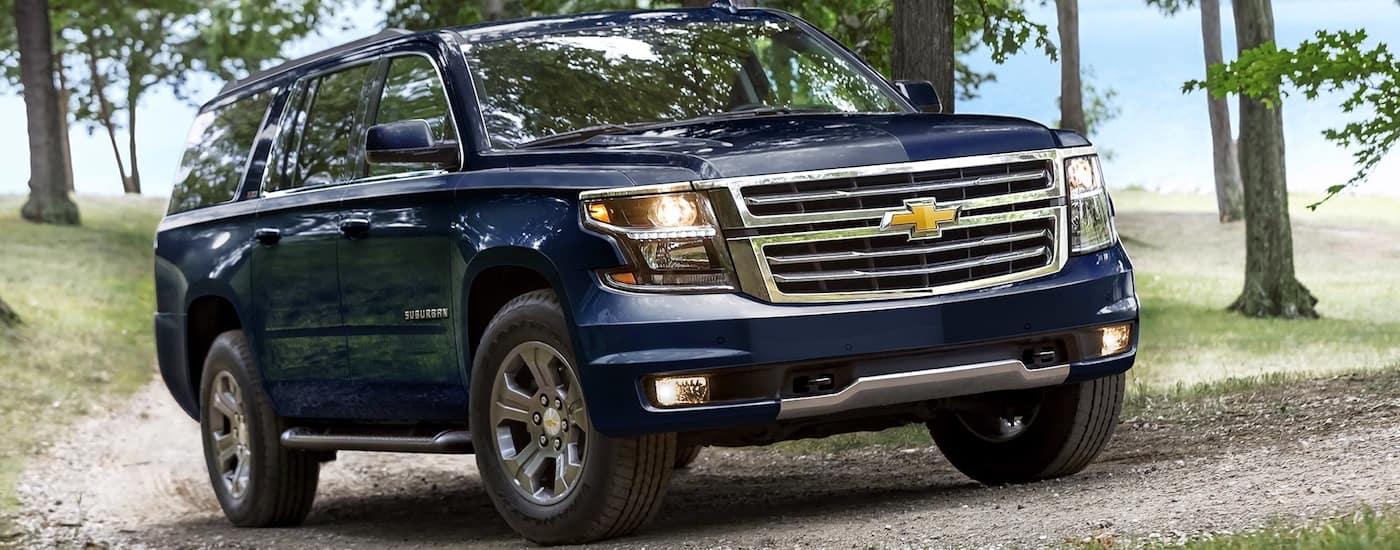 New Chevrolet Suburban Capability