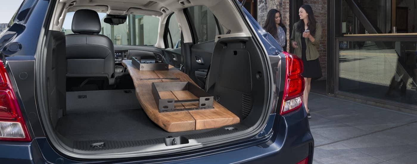 New Chevrolet Trax Upgrades
