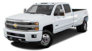 2018 Chevy Silverado 3500HD