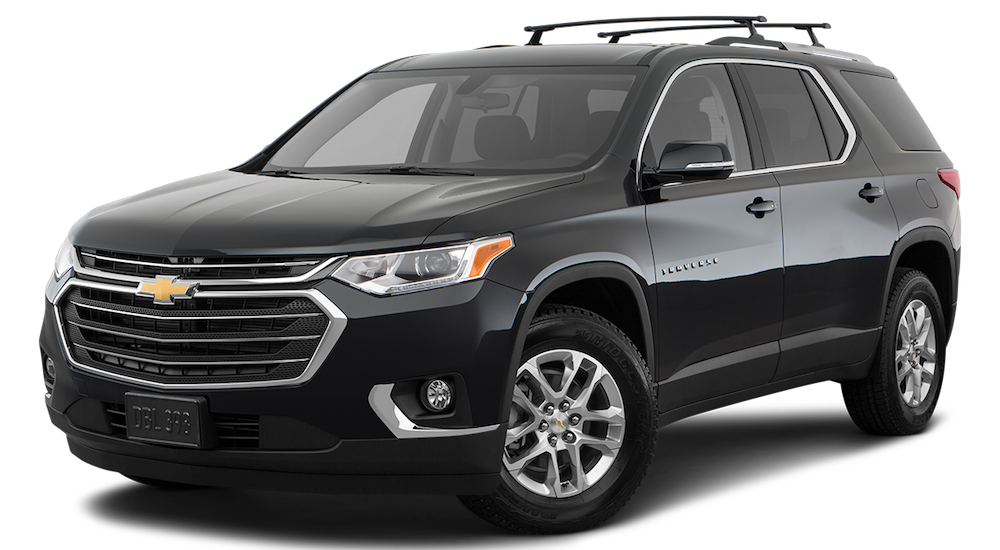 2018 Chevy Traverse | Carl Black Chevrolet Buick GMC Kennesaw