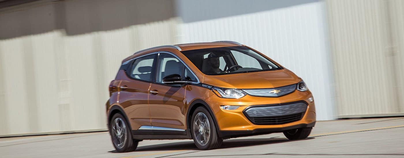 2018 Chevrolet Bolt Performance