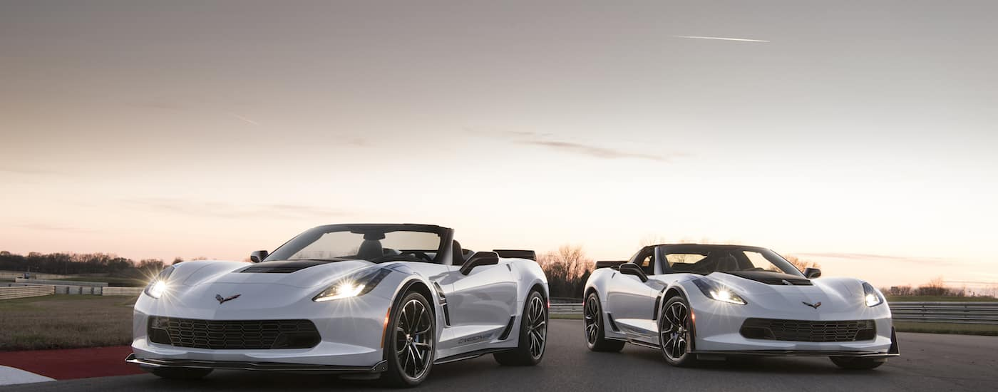 2018 Chevrolet Corvette Dealership