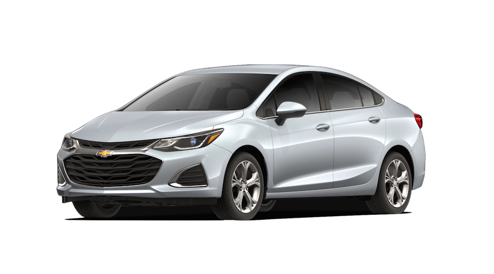 2019 Chevy Cruze Carl Black Chevrolet Buick Gmc Kennesaw