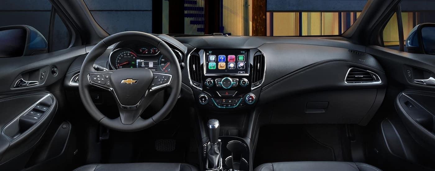 2019 Chevy Cruze Safe Interior