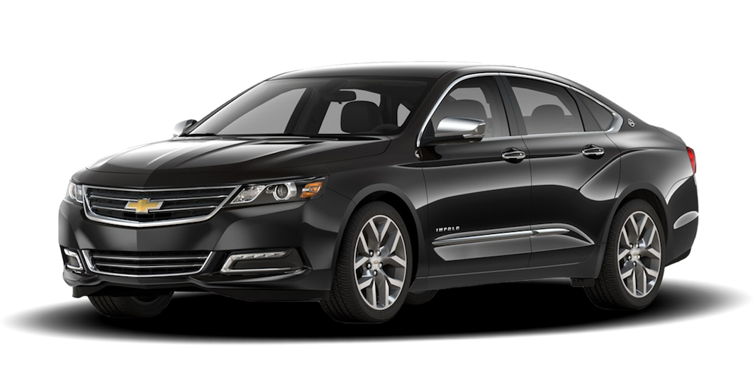 Black 2019 Chevrolet Malibu
