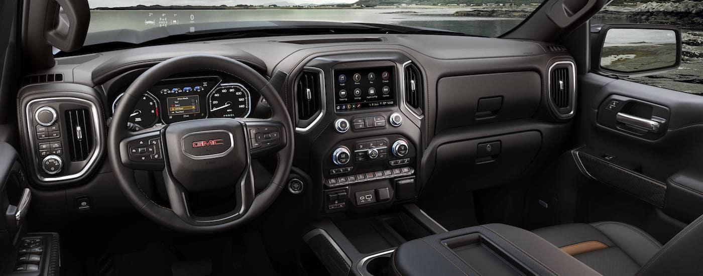 2019 GMC Sierra Interior Features