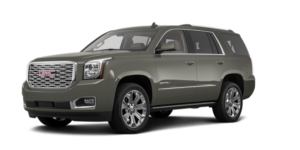 A gray 2019 GMC Yukon from Carl Black Kennesaw