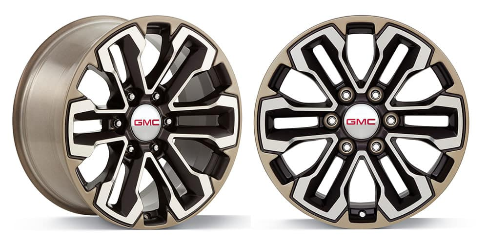 2019 GMC Sierra Wheels 84040796