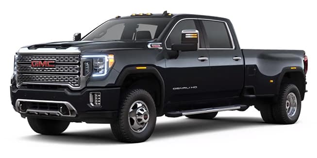 2020 GMC Sierra HD Color Options - Carl Black Kenensaw