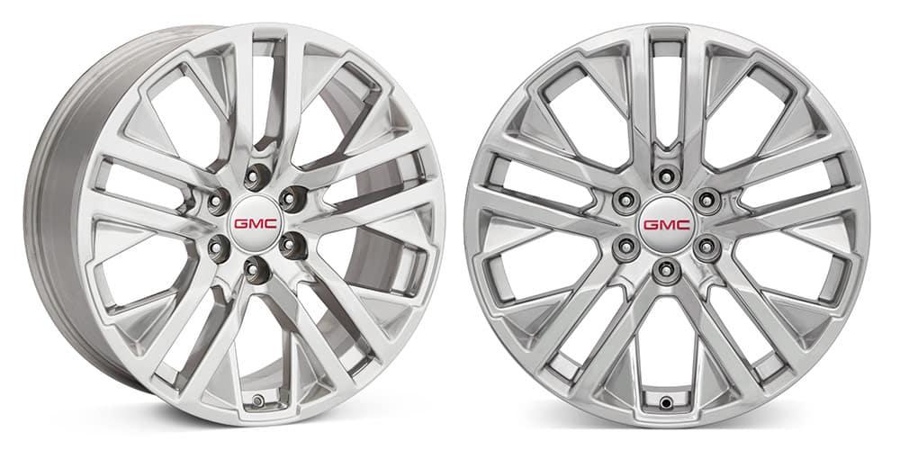 2019 GMC Sierra Wheels