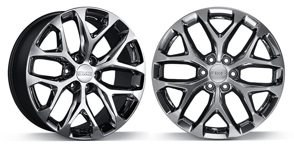 2019 GMC Sierra Wheels SF0