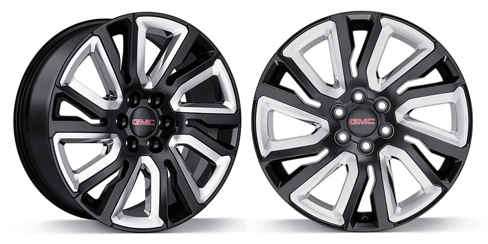 2019 GMC Sierra Wheels SHD