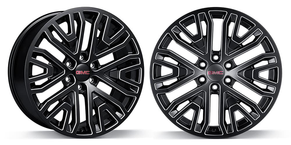 2019 GMC Sierra Wheels SEV