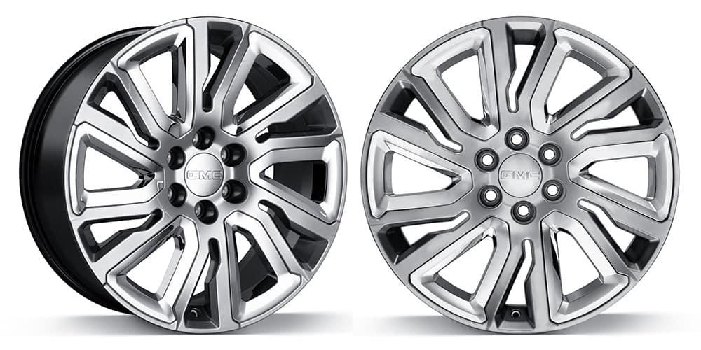 2019 GMC Sierra Wheels SEW