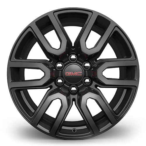 2019 GMC Sierra Wheels RD3 Elevation