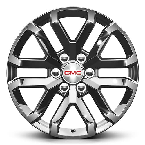 2019 GMC Sierra Wheels NZM