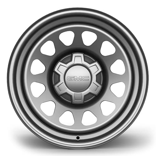 2019 GMC Sierra Wheels RD6 Steel