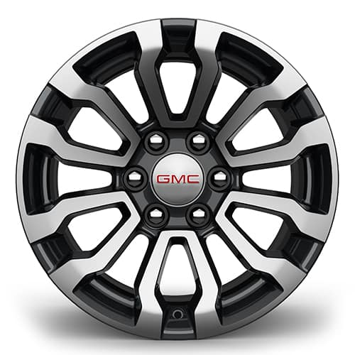 2019 GMC Sierra Wheels RT5